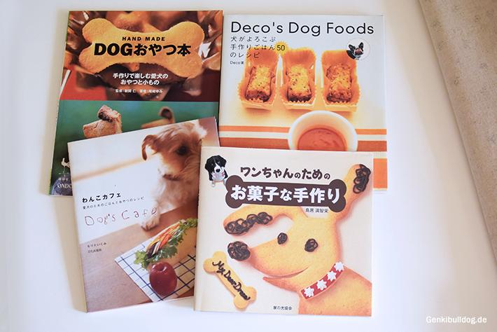 Backbuch für Hunde