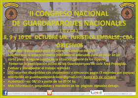 II CONGRESO DE GUARDAPARQUES NACIONALES