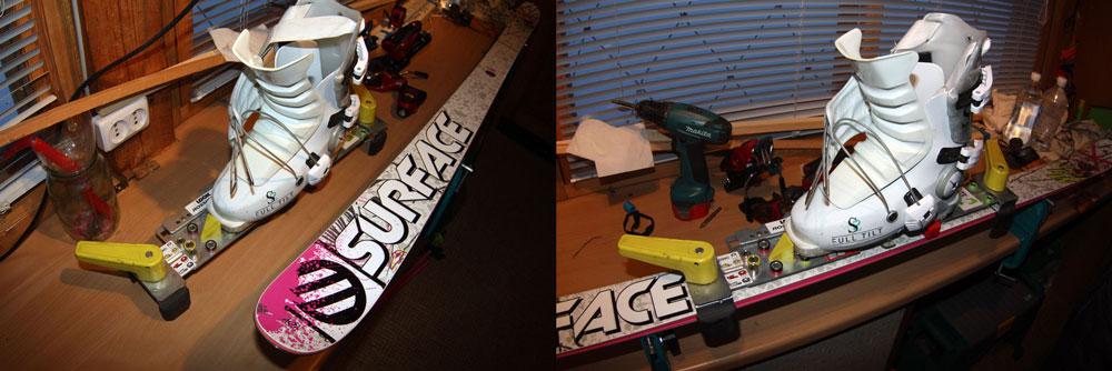 Подготовка к лыжам в домашних условиях