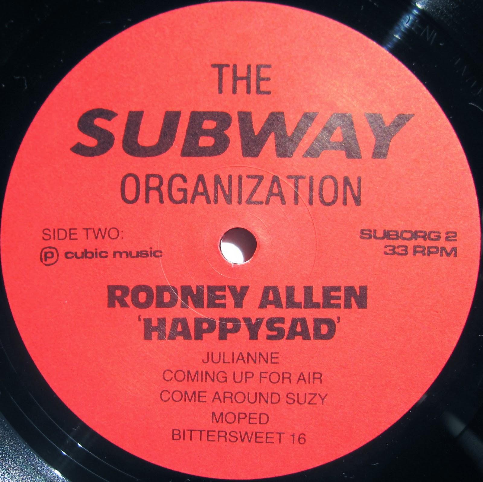 Rodney Allen Happysad