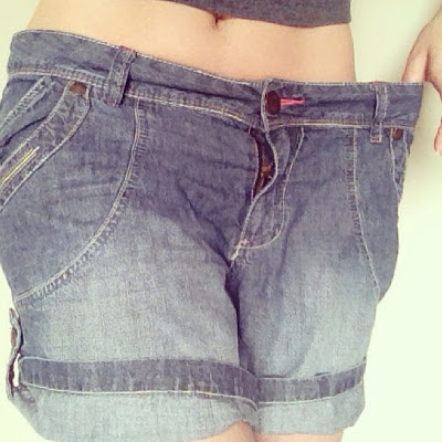 My shed shorts are too big!
