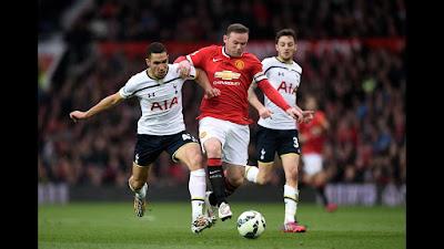 Rooney v Tottenham