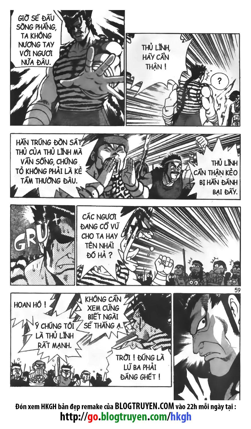 xem truyen moi - Hiệp Khách Giang Hồ Vol25 - Chap 168 - Remake