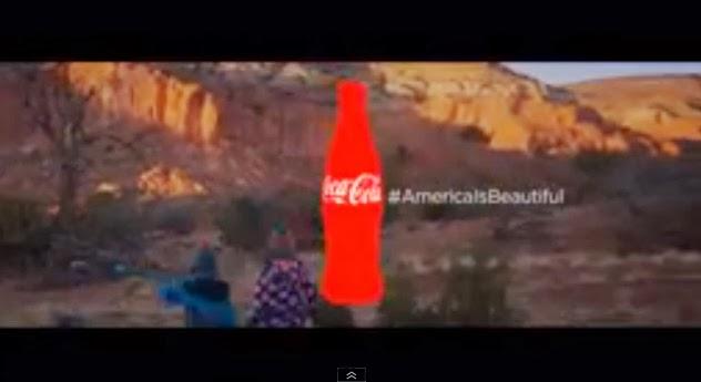 Coca Cola Super Bowl Ad 2014
