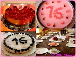 Kuchen, Geburtstag, Geburtstagstafel
