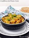 Aloo Gobi, Cauliflower And Potato Curry