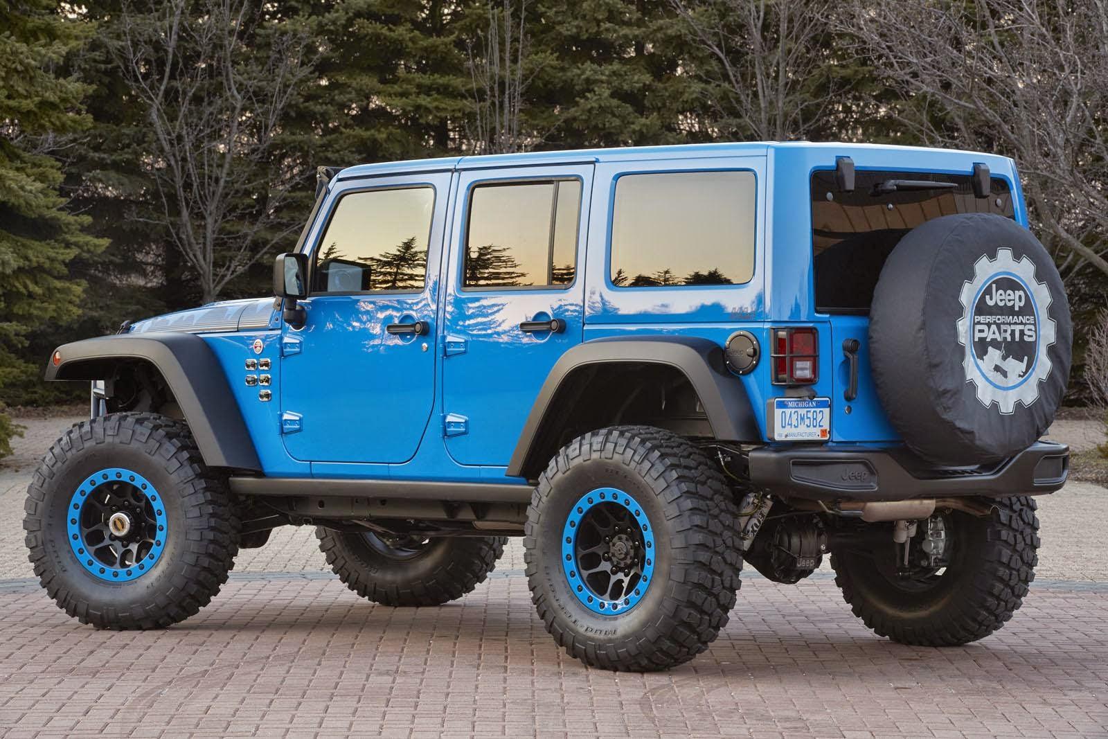 Jeep, her yıl olduğu gibi 2014 yılında da Moab Easter Jeep Safari