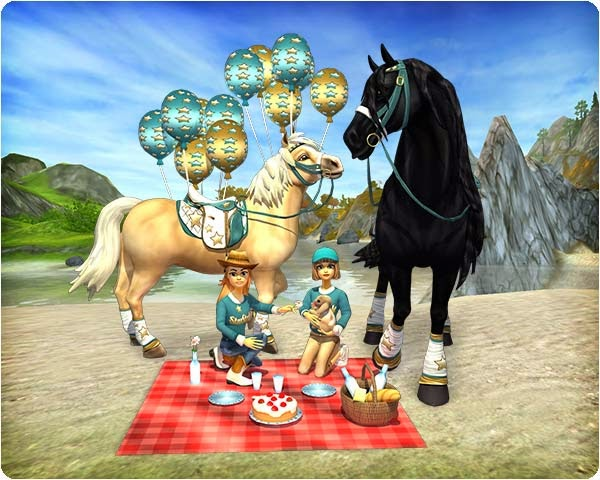 Star Stable Daily : Birthdays and Andalusians
