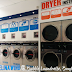 First time Wash & Dry Clothes @ Bubble Laundrette, Bandar Kinrara 5A