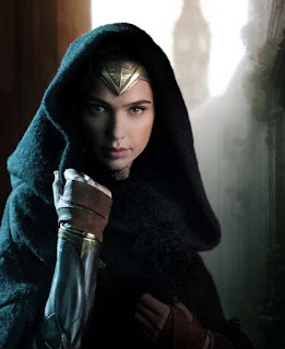 First official photo of Gal Gadot as Wonder Woman