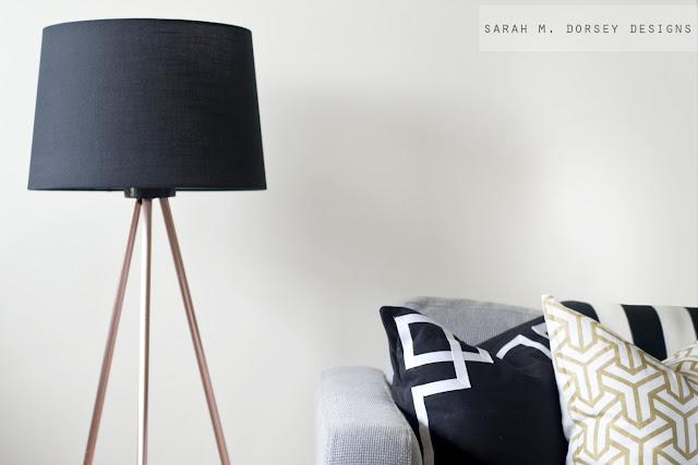 lampe scandinave DIY