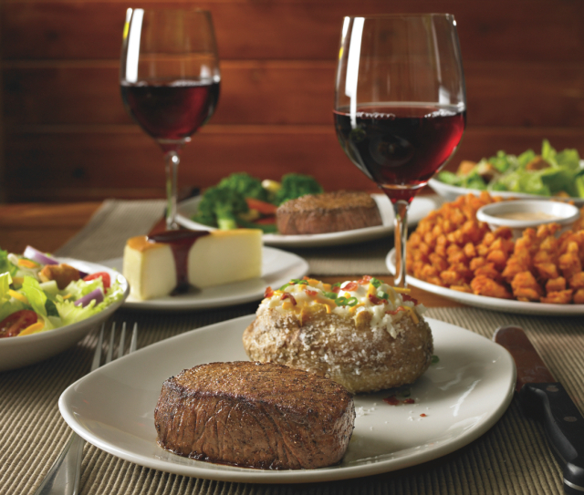 Schön From Now Through Sunday, February 15, 2015, Outback Steakhouse Is Offering  A Special Valentineu0027s Meal For Two.