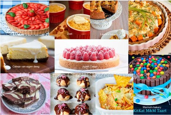 10 favoriete recepten van 10 bloggers