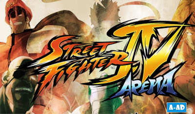 STREET FIGHTER 4 ARENA APK DATA DOWNLOAD