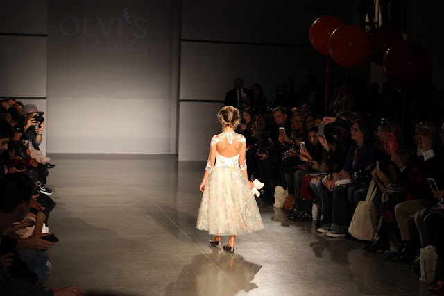 Open Back Girl's Formal Dress | Olvi's| Chichi Mary Blog