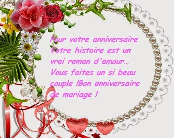 Jolie Carte Anniversaire Mariage Nanaryuliaortega News