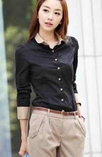 lindos modelos de blusas sociais femininas 03