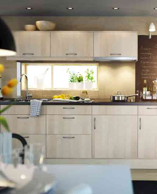 New Home Decoration: 25 Cool Small Kitchen Decorating Ideas
