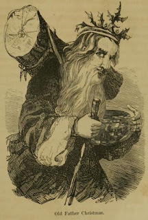 Old Father Christmas - Wikimedia Commons Public Domain