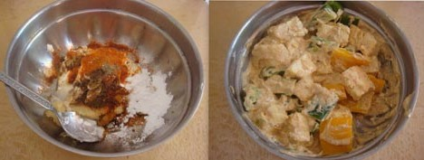 How to make paneer tikka