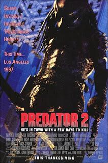 Ver online: Depredador 2 (Predator 2) 1990