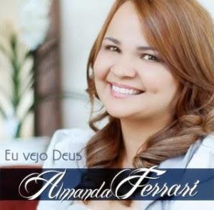 Amanda Ferrari - Eu Vejo Deus - 2011 - Voz