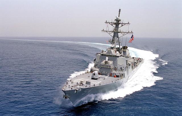 USS Curtis Wilbur (DDG 54)