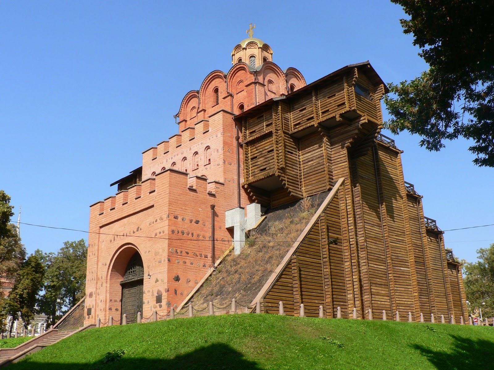 Золотые-Ворота-Древнего-Киева