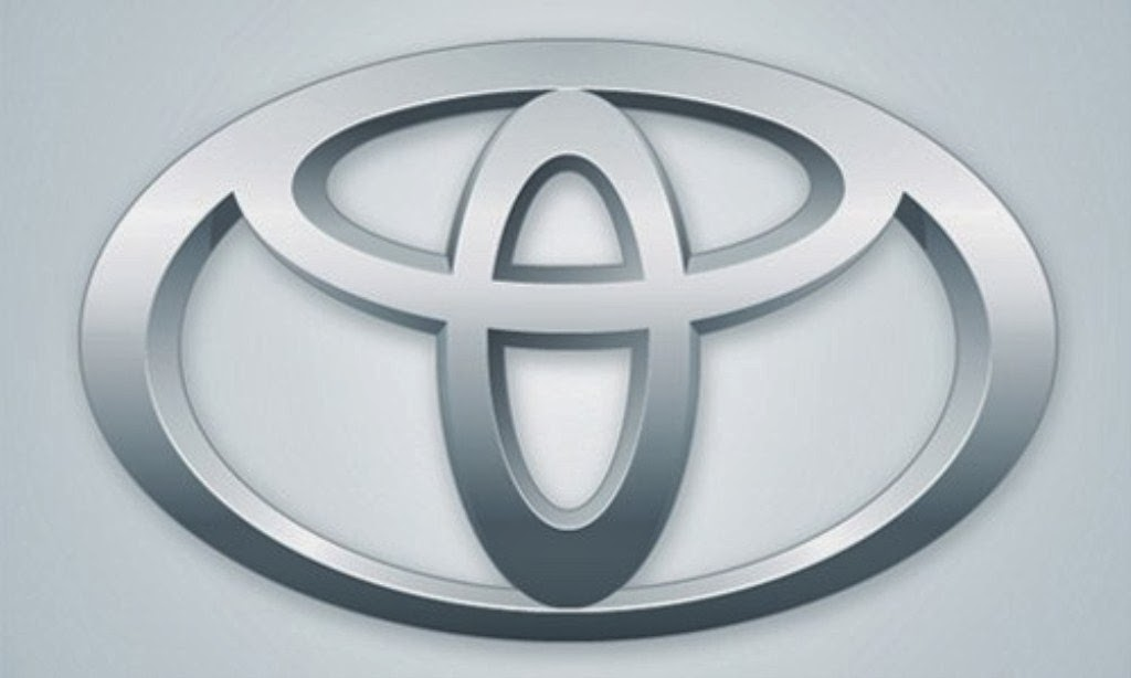 Toyota Logo Wallpaper