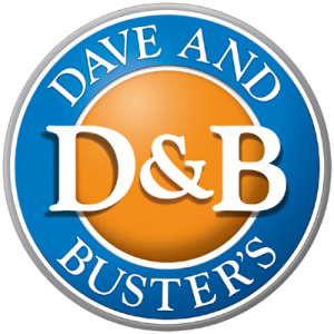 Dave & Buster's Menu Prices
