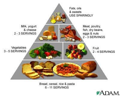 healthy balanced diet.