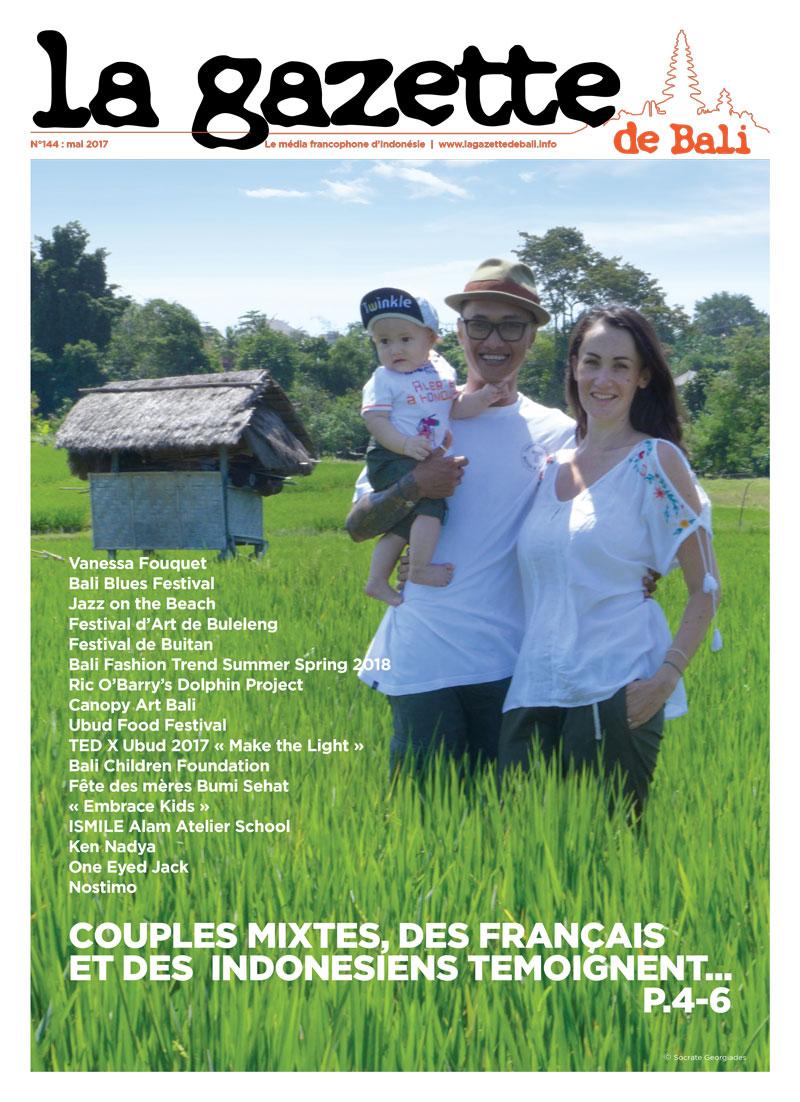 La Gazette de Bali mai 2017
