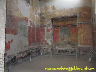 Oplontis, la Villa de Popea