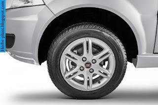 Fiat siena car 2013 tyres/wheel - صور اطارات سيارة فيات سيينا 2013