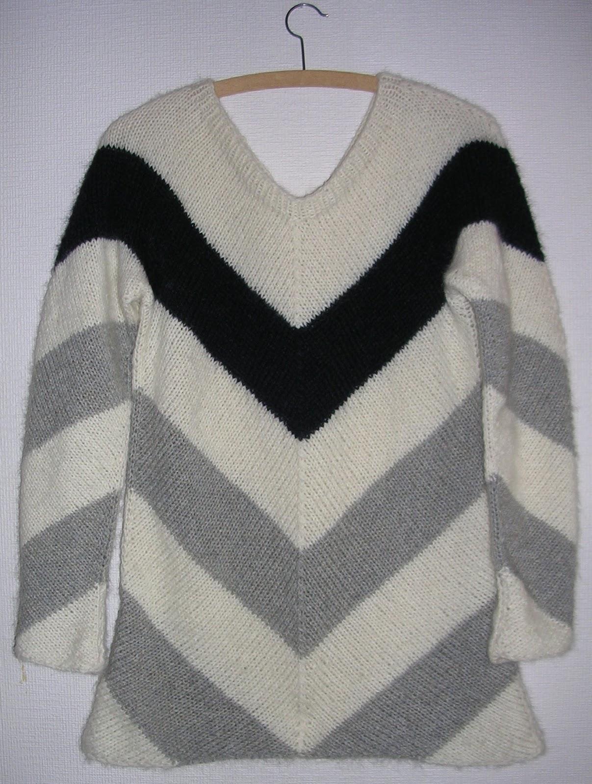 Knitting Pattern For The Killing Jumper : oddvor: Princess for one day