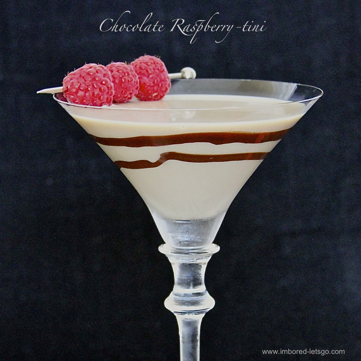 Ella and Annie Blog: Chocolate Raspberry Martini