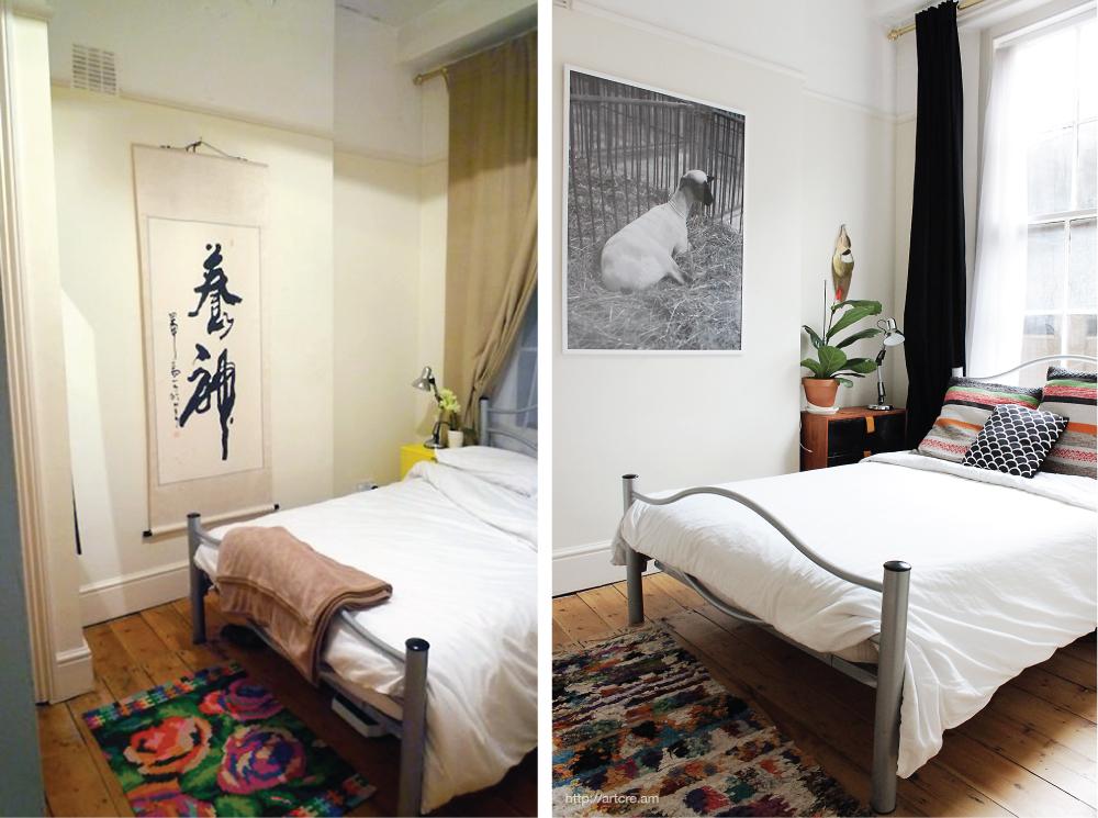 Antes y despu s en la decoraci n de estos 10 dormitorios blog decoraci n con tu estilo c mo - Decoracion de casas antes y despues ...