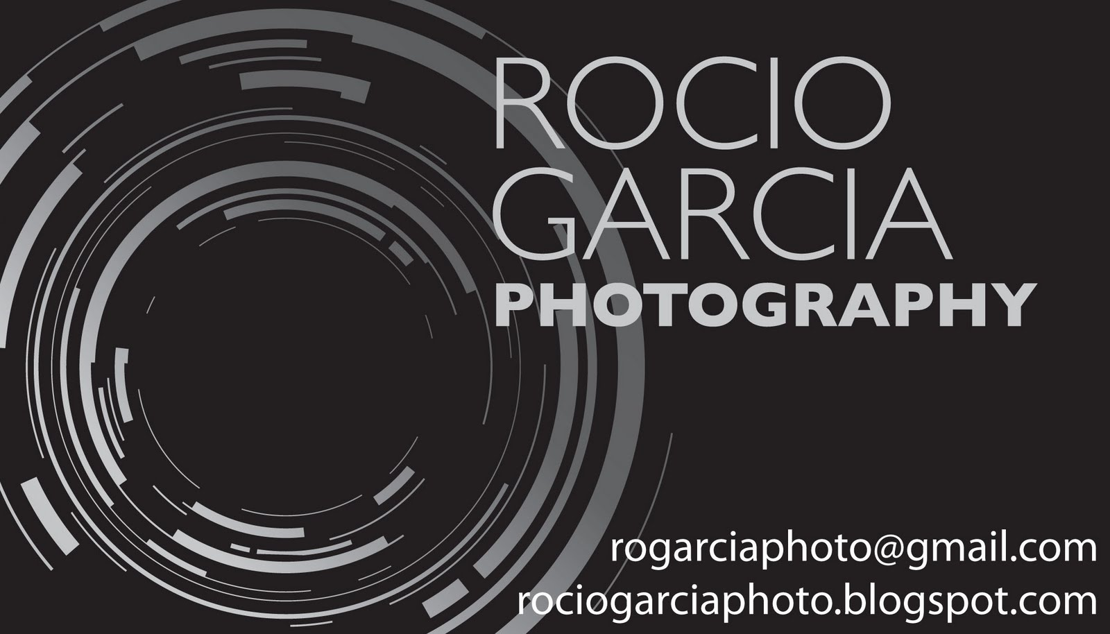 Rocio garcia photography bakersfield photographer for Business cards bakersfield