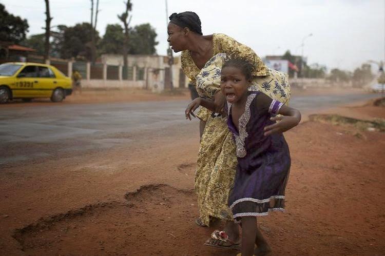 BANGUI CENTRE AFRIQUE...PENSÉE...