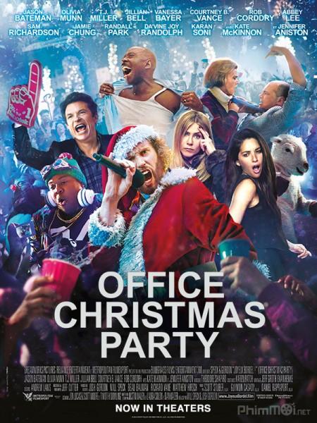 Giáng Sinh Bá Đạo, Office Christmas Party