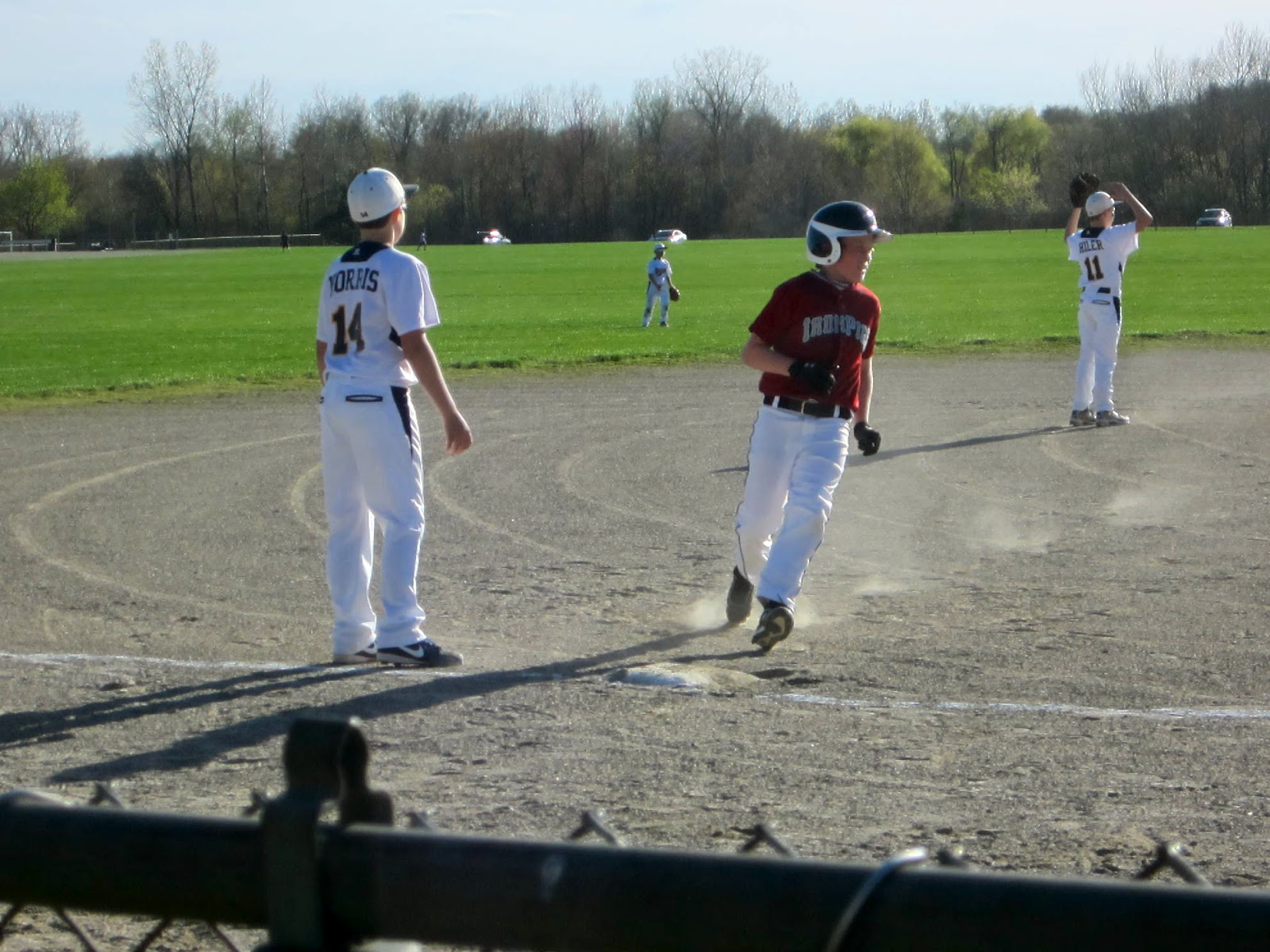 jumping with my fingers crossed my boys u0026 baseball