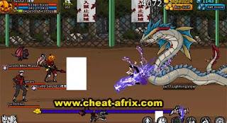 Cheat Halloween Ninja Saga Fiddler 2012