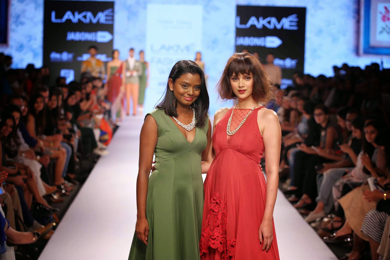 http://aquaintperspective.blogspot.in/, LIFW day 1, Frou Frou by Archana Rao