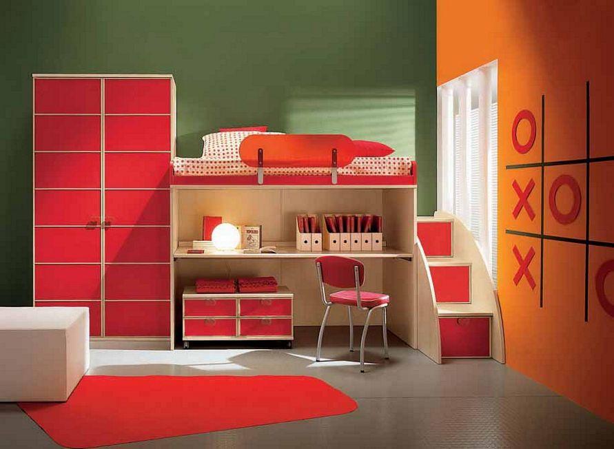 ide cat kamar anak remaja idaman