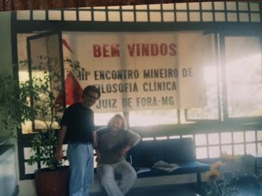 III Encontro Mineiro de Filosofia Clínica em Juiz de Fora/MG (Inicio dos anos 2000)