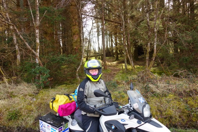 As always holidaying in Scotland at Easter is a bit of a gamble especially if you are motorcycling and camping but all in all we got away with it. Easter Friday saw the run up to Strontian (The place not the element) in much rain, matter of fact when w...