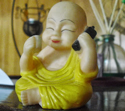 The Ginger-Buddha