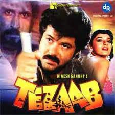 Madhuri Dixit Tezaab Movie Songs DOwnload