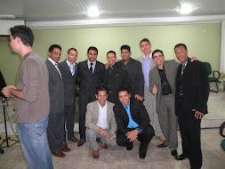 SOUZA & PAULINHO, AMIGOS DO REI, VALDECIR E AMARAL, FÁBIO E ADEMIR, GEZILDO E JEFERSON E JORGITO.