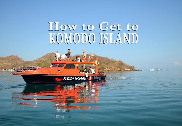 How to go to Komodo Island